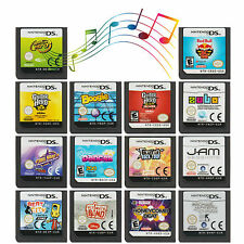 Multi ✿ Nintendo DS All Models ●● MUSIC / RHYTHM / TAPPING Games ●● 18/01/17