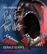 The Making of Pink Floyd - The Wall by Gerald Scarfe (2010, Paperback)