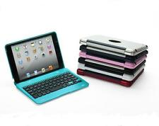Ultra Slim Wireless Bluetooth Keyboard Cover Case with Stand for iPad Mini1/2/3