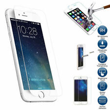 100% GENUINE TEMPERED GLASS FILM SCREEN PROTECTOR PROTECTION APPLE IPHONE - NEW