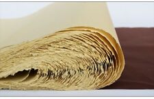 100sheets/pack Chinese Bamboo Xuan Paper Calligraphy Painting Paper Xuan Zhi
