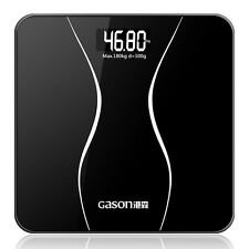 Smart Household Body Weight LCD Electronic Digital Bathroom Scale