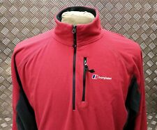 Genuine Military Issue Berghaus Spectrum Micro Half Zip Fleece Jacket / Top