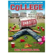 College (DVD, 2009 Widescreen; Unrated) * Brand New * Free Shipping *