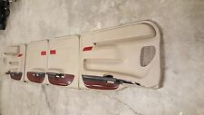 2005-2007 Ford F250/F350 Lariat tan door panels out of a crew cab.