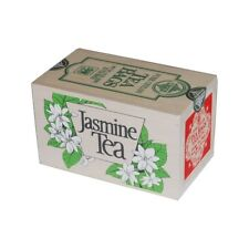 Mlesna JASMINE tea- Wooden Box- 100g Tea Leaves or 25 Tea Bags