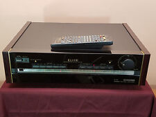 PIONEER ELITE C91 CONTROL AMPLIFIER, PREAMPLIFIER - FULLY SERVICED + REMOTE(AG06
