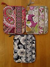 NWT Vera Bradley Tablet Sleeve Very Berry Paisley Portobello Road