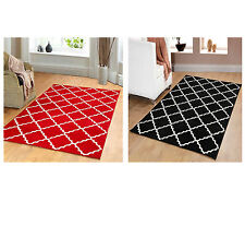 Contemporary Trellis modern Geometric Area Rug  635