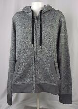 NEW Aeropostale Prince & Fox Gray Fleece Zip Up Hoodie Sweatshirt (A1-32)