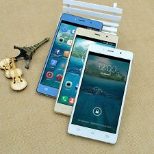 """Unlocked 5.5""""Dual Core Touch Android Smartphone Mobile Phone Dual SIM GPS X-BO"""