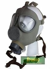 CZECH ARMY CM4 GAS MASK WITHOUT FILTER