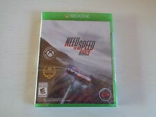 Need for Speed: Rivals (Microsoft Xbox One, 2013). Brand New & Sealed.