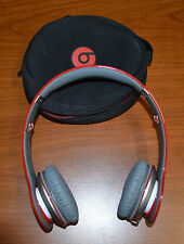 Beats by Dr. Dre Solo HD Headband Headphones - Red