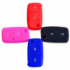 CB246 Remote Silicone Key Case Protective For VW Volkswagen Passat Polo Golf ♫