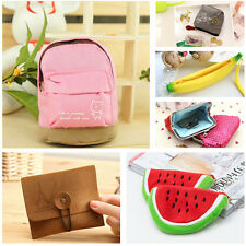 Quality Watermelon Banana Sequined Coin Purse Wallet Bag Canvas Pocket ITyrt ñ