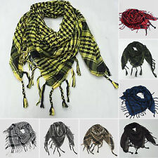 Vintage Lightweight Military Arab Tactical Desert Army Shemagh KeffIyeh Scarf