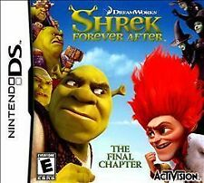 Shrek Forever After: The Final Chapter (Nintendo DS, 2010)