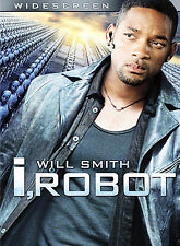 I, Robot (DVD, 2004, Widescreen) New Free Shipping