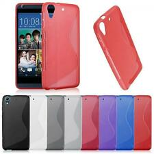 Soft TPU Case Rubber Back Skin Phone Cover for Htc Desire 626 626s