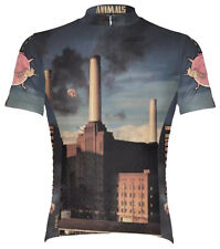 Primal Wear Pink Floyd Animals Cycling Jersey Men's with DeFeet Socks