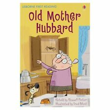 Old Mother Hubbard (First Reading Level 2) By Aurelius Battaglia.