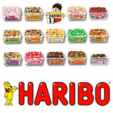 1 X FULL TUB HARIBO PARTY FAVOURS TREATS SWEETS WHOLESALE DISCOUNT CANDY BOX