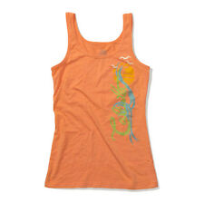 Calcutta Ladies Emerald Isle Tank Top Orange