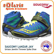 Saucony LANZAR JAV Spike Shoes for Javelin Throw Unisex S20189-2