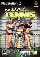 Outlaw Tennis (Sony PlayStation 2, 2005)