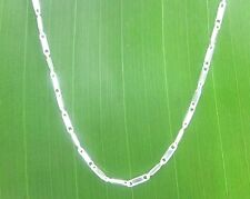 """MADE IN ITALY 925 sterling silver """"SOLID 1.8mm"""" Heshe CHAIN Necklace - BOY GIRL"""