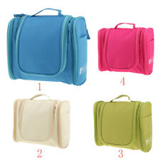 Unisex Wash Bag Hanging Large Travel Case Toiletries Organiser Makeup Pouch Bags