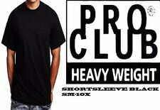 Pro Club 3 Pack HeavyWeight Short Sleeve  Plain Tall or-Reg T-shirts Tee S-10x