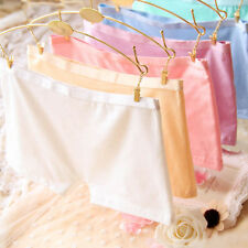 Women Sexy Underwear Briefs Boyshorts Cotton Seamless Candy Color Shorts Panties