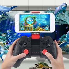 S6 Rechargeable Wireless Gamepad Gaming Remote Bluetooth Controller Joystick BE