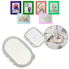 Large Oval/Rectangle Embroidery Hoop for Bernina Aurora 430/435 Aurora 450/750QE