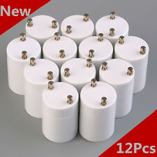 Adapter-Converts your Pin Base Fixture GU24 to Standard Screw-in Bulb Socket EAR