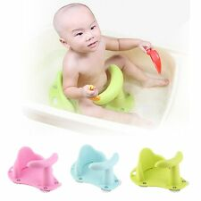 New Baby Bath Tub Ring Seat Infant Child Toddler Kids Anti Slip Safety Chair AR