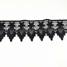 3Yards Tassel Lace Sewing Embroidered Venise Applique Patch Craft Fringe