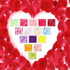 For Valentine's Day Proposal Wedding 100PCS Artificial Rose Petals Party Decor