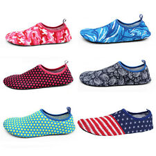 Mens Womens Exercise Yoga Surf Aqua Shoes Beach Swim Water Shoes Wetsuit Socks