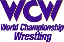 WCW Pay Per View Packs (Choose Your Years 1990-2001)
