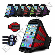 NEW Gym Running Jogging Arm Band Sports Armband Case Holder For Apple iPHONES