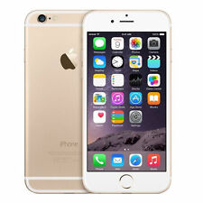 Apple iPhone 5S 6 16GB 64GB 128GB GSM Factory Unlocked Smartphone Silver Gold