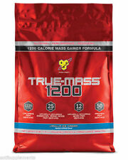 BSN True Mass Weight Gainer 10 lbs - Pick Flavor Fast Free Shipping
