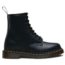 Dr.Martens 1460 8 Eyelet Smooth Blue Womens Boots