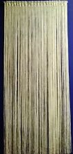 """Heritage Elegant Crystol Fringe Lace Panels 60"""" x 84"""" in three colors"""