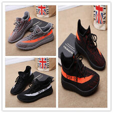 MENS BOOST TRAINERS FITNESS GYM SPORTS RUNNING SHOCK SHOES SPORTS !