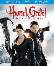 Hansel  Gretel: Witch Hunters (Blu-ray ONLY)