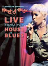 An Intimate Evening with Mary J. Blige: Live from the House of Blues (DVD, 2004)